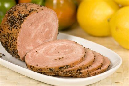 Veggie Black Pepper Ham 黑胡椒火腿 - JR Vegetarian Ltd